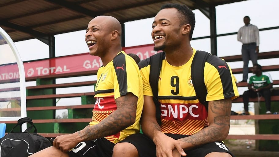 Andre Ayew insists Ghana striker Jordan Ayew is not getting the needed attention