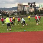 Black Stars to hold final training session at Kasarani stadium today ahead of Kenya clash
