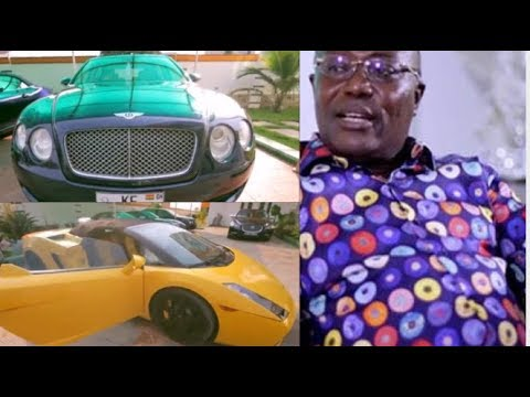 Ashgold CEO says he will give out his car if they don't beat Kotoko