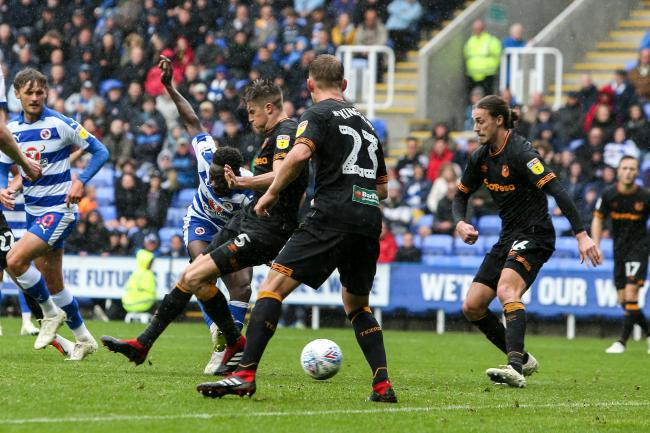 Andy Yiadom admits he cannot remember scoring his first goal for the Royals in victory against Hull City