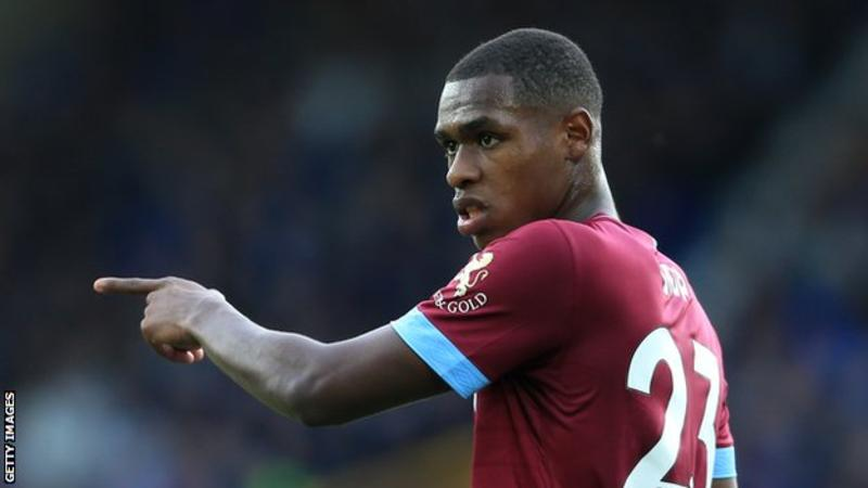 West Ham's Issa Diop confirms international future is with France
