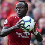 Liverpool forward Sadio Mane has hand surgery
