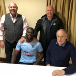 I look forward to settling down and aim to play and score goals at Ballymena United: Basit Umar