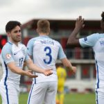 Ghanaian teenager Calum Hudson-Odoi captains, scores as England U-19 beat Macedonia