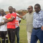 C.K Akunnor introduced to Asante Kotoko playing body [PHOTOS]