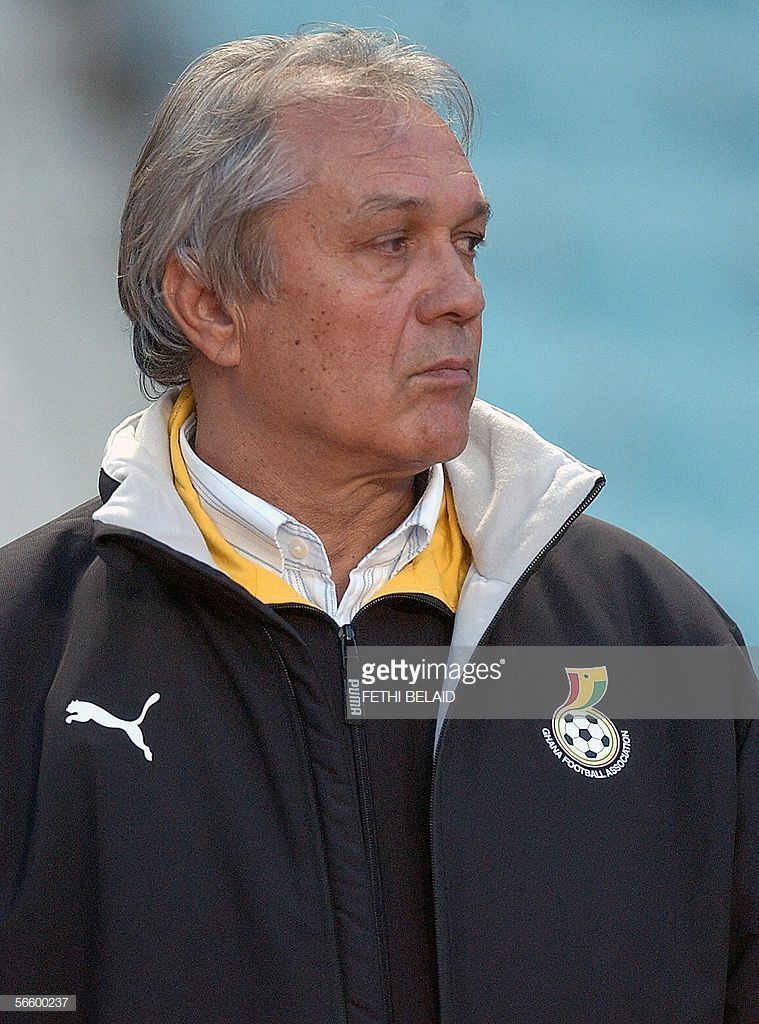 Coach Ratomir Dujkovic received $500,000 for qualifying Ghana to 2006 World Cup - Dr Kofi Amoah