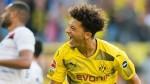 Jadon Sancho similar to Ousmane Dembele - Borussia Dortmund chief