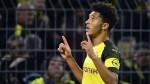 Borussia Dortmund's Jadon Sancho earns new long-term contract