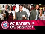 FC Bayern at Oktoberfest 2018 | EXCLUSIVE