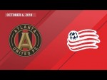 HIGHLIGHTS: Atlanta United FC vs. New England Revolution | October 6, 2018