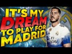 Eden Hazard Reveals He Could Leave Chelsea For Real Madrid In January! | Transfer Talk