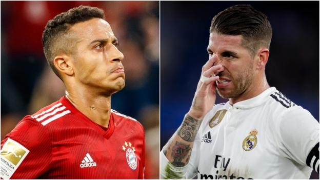 Real Madrid & Bayern Munich: What is going wrong at the European giants?