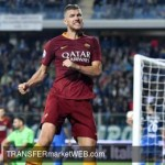 AS ROMA - 3 clubs ready to welcome DZEKO back to PL