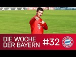 Voller Fokus auf Erfolg beim VfL Wolfsburg | Die Woche der Bayern | Ausgabe 32