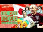 Is The J-League The Most Unique League In The World??