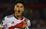 AC Milan and Inter scouts observing River Plate youngster