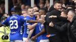 Hamilton Accies 1-4 Rangers: Steven Gerrard's side earn first away win of season
