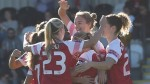 Arsenal Women 6-0 Reading Women: Leaders maintain 100% start in style
