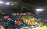 Incredible choreography as Inter take on AC Milan