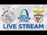 Ajax vs. Benfica: UEFA Youth League LIVE!