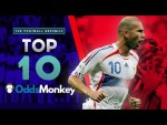 TOP 10 Shocks That Defied The Odds! | Feat. JUVENTUS, BRAZIL & ZIDANE!!!