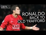 Great CRISTIANO RONALDO GOALS for MANCHESTER UNITED!!