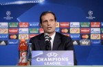 Allegri: If Juventus beat Manchester United then we are almost through