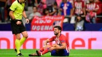 Atletico Madrid welcome Diego Costa back to training; Borussia Dortmund's Paco Alcacer a doubt