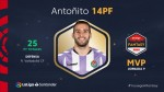 LaLiga Fantasy MARCA Matchday 9 Best XI