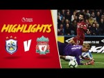 Highlights: Huddersfield 0-1 Liverpool   Salah strikes to maintain unbeaten start