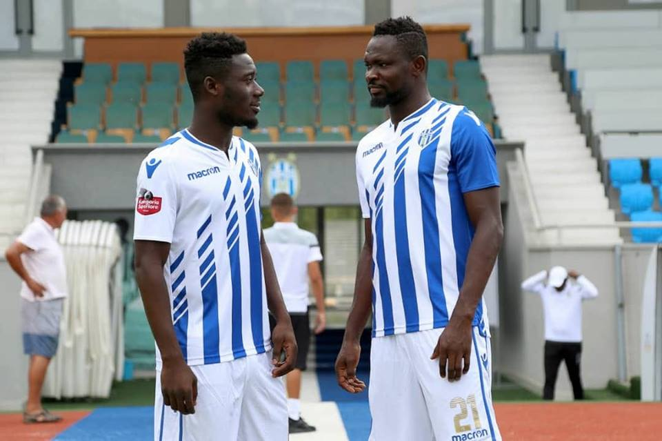 Vincent Atinga and Windful Cobinna to work under new manager at FK Tirana