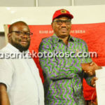 C.K Akunnor tasked to conquer Africa with Kotoko