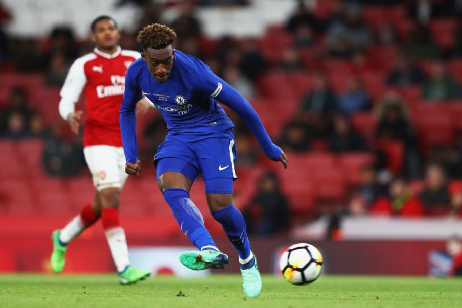 Ghanaian youngster Callum Hudson-Odoi linked with January loan move from Chelsea