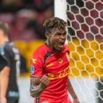 VIDEO: Ghana international Godsway Donyoh bags hat-trick for FC Nordsjaelland against SonderjyskE