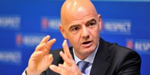 Fifa president Gianni Infantino rejects 'baseless' private jet claims