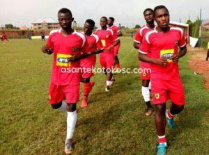 Kotoko intensifies Africa preparations with former  goalkeeper's trainer Joe Baah recall