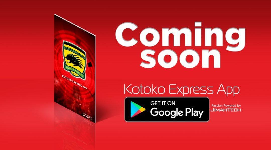Asante Kotoko set to create Mobile App