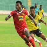 Michael Yeboah denies sacking from training reports