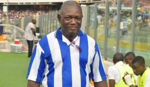 Hearts of Oak are on top of GPL table due to the help of referees - Oluboi Commodore alleges