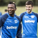 Ghana's Patrick Twumasi returns to Deportivo Alaves after marriage