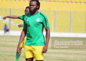 Aduana coach Fabin fears Yahaya Mohammed might lose form amid COVID-19 break