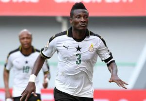 Highlights: Asamoah Gyan, 16 years a Black Star [Video + infographic]