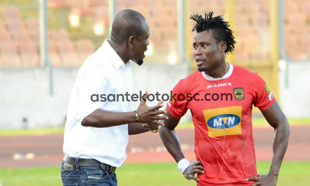 CK Akunnor is ready for Kotoko's Africa campaign: CEO