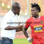 C. K. Akonnor vows to improve Kotoko's scoring rate