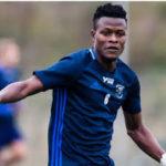 Ghanaian youngster Patrick Arthur has a 'big future' in Scandinavia - Angelholm coach