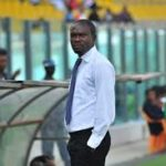 Coach C.K Akunnor sacks Michael Yeboah for reporting late to training