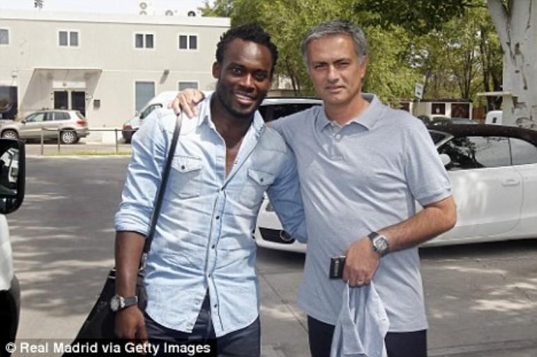 Ex Ghana midfielder Michael Essien talks about how he succeeded under Jose Mourinho