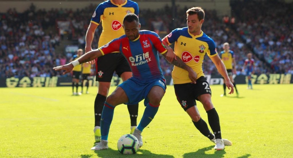 Jordan Ayew struggling to gain confidence at Crystal Palace in latest snub