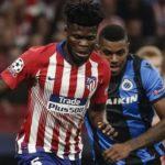 Thomas Partey calm over Arsenal, PSG rumours