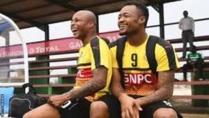 Ayew brothers to arrive in Black Stars camp in Nairobi today